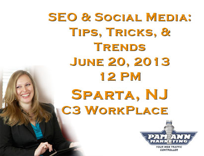 SEO & Social Media: Tips Tricks & Trends