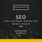 Possible Ranking Shake Up, SEO Spam on the Rise, + More in This Week's SEO News Update