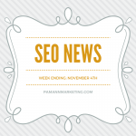 Mobile Internet Usage Exceeding Desktop, + More in This Week's SEO News Update