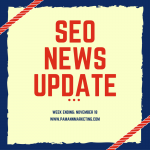 Possible Google Update, Search Bugs, and More in This Week's SEO News Update