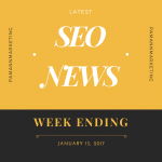 New Google Penalty, Yahoo Name Change, + More in This Week's SEO News Update