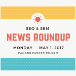 Google Changes Ranking Signals, + More in This Week's SEO & SEM News Roundup