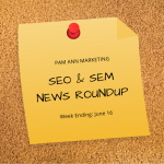 Google's Website Builder, Highlights From SMX, + More in This Week's SEO & SEM News Roundup