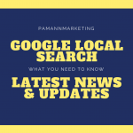 Google Local Search: Latest Updates and News Stories