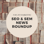 Direct Bookings on Google My Business, + More in This Week's SEO & SEM News Roundup