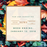 16 Months of Data in Google Search Console, + More in This Week's SEO News Roundup