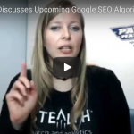 New Video! Watch Pam Explain the Upcoming Google Algorithm Change