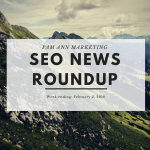 New Google Analytics Data, + More in This Week's SEO News Roundup