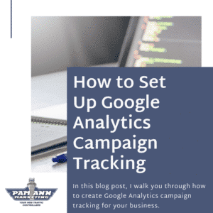 How to set up Google Analytics campaign tracking.