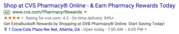 Including location extensions is an important part of successfully using Google Ads.