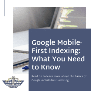 Google mobile-first indexing: what you need to know.